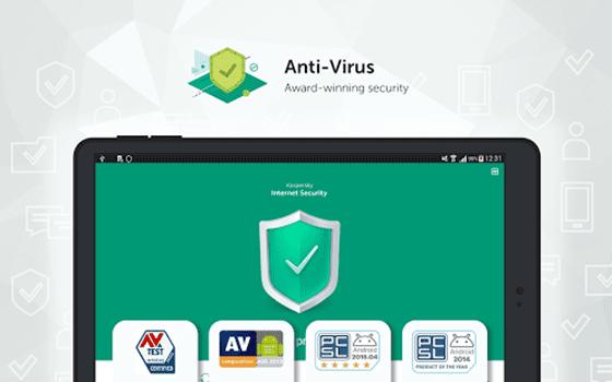 Kaspersky Aplikasi Antivirus Terbaik Android
