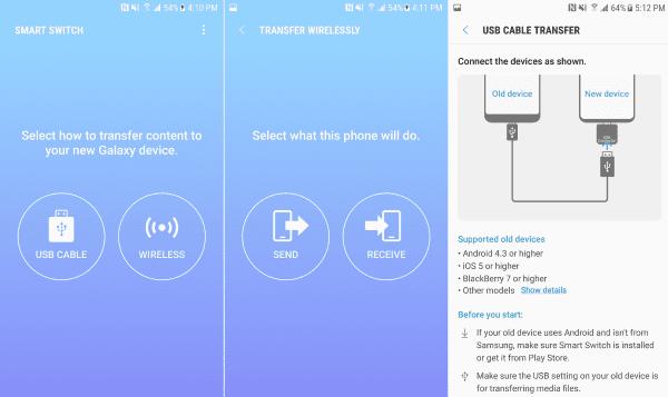 Samsung Smart Switch Mobile Pindah Data Ke Hp Baru 1