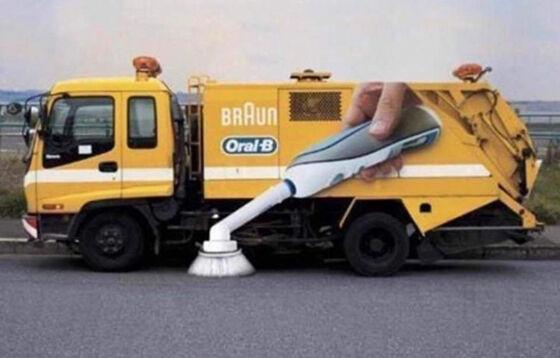 Iklan Menakjubkan Di Tempat Umum 2 4