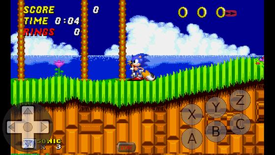 Genplusdroid Emulator Sega Android Terbaik
