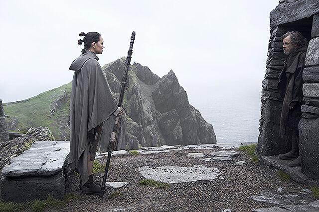 Rey The Last Jedi