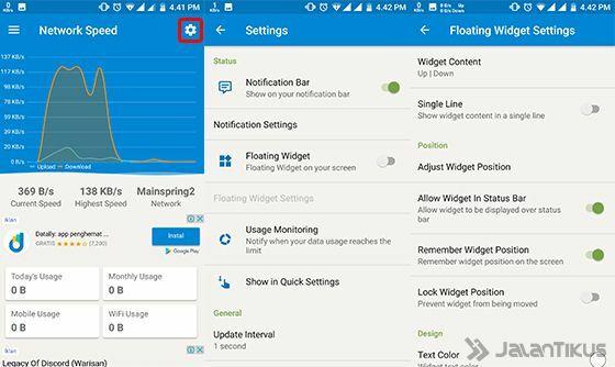 Cara Cek Kecepatan Internet Di Android 3