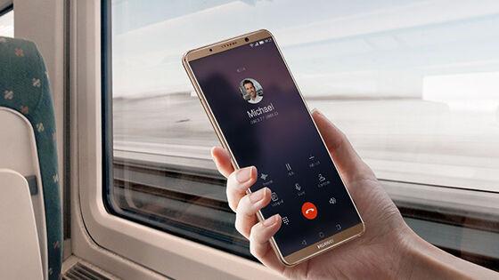 Huawei Smartphone Kecerdasan Buatan