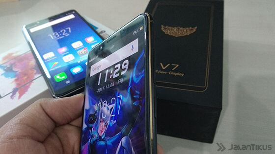 Vivo V7 Vs Vivo V7 Mobile Legends 5