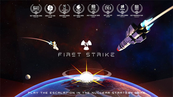 First Strike Game Unik Android