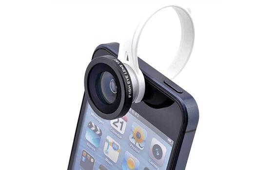 Fish Eye Aksesoris Smartphone Murah Liburan