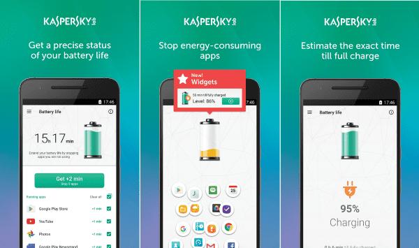 Kaspersky Battery Life Saver Booster 1