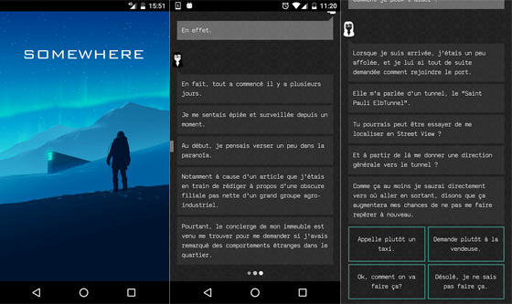 Somewhere Game Unik Android