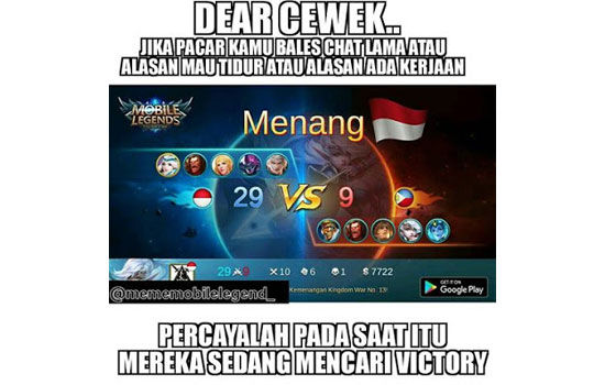 Meme Mobile Legend 7