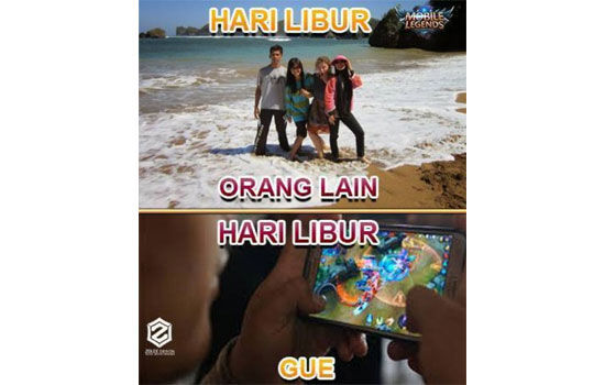 Meme Mobile Legend 9