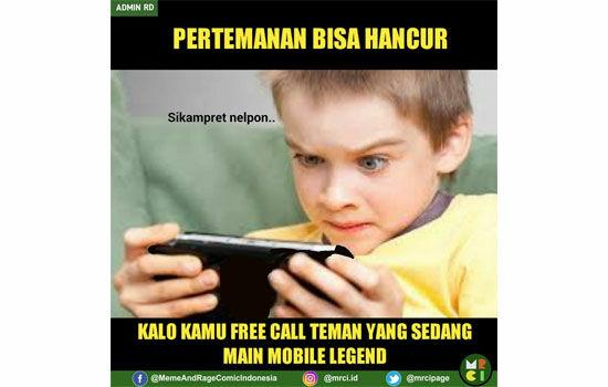 Meme Mobile Legend