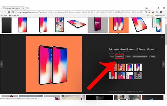 Cara Ambil Gambar Legal Lewat Google 5