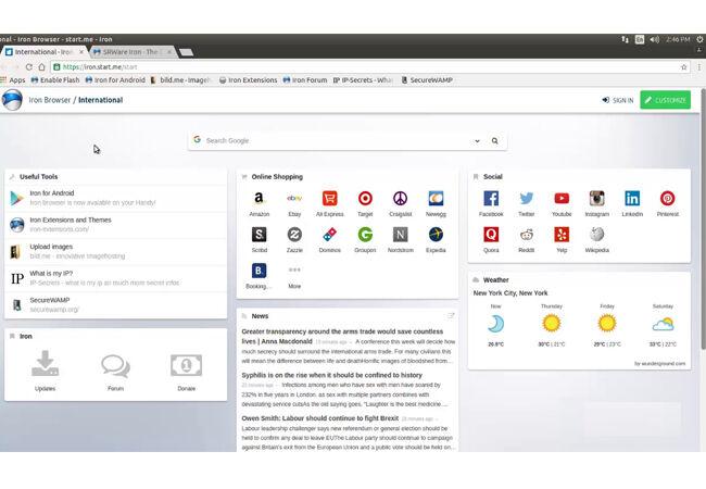 Browser Kalahkan Chrome 7
