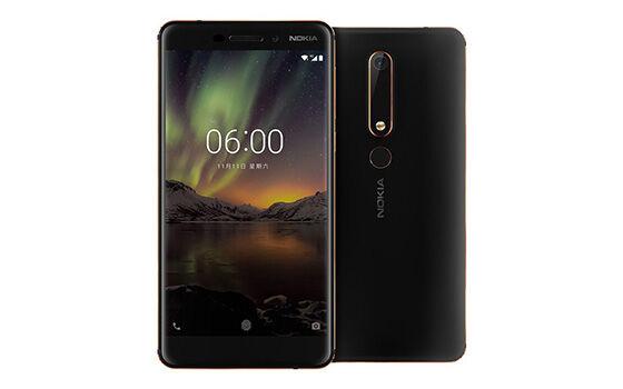 Nokia 6 2018 Smartphone Terbaru Januari 2018