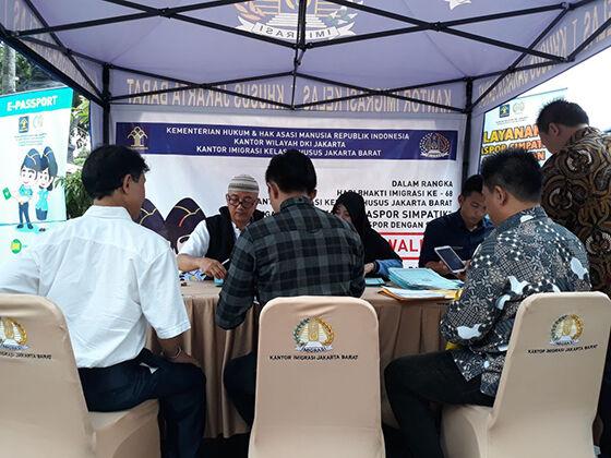 Pelayanan Paspor Indonesia 1