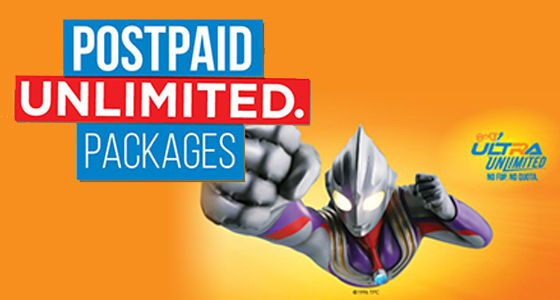 Paket Internet Bolt Pascabayar Unlimited