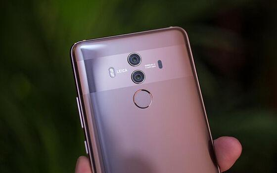 Huawei Mate 10 Pro Smartphone Terbaik Ces 2018