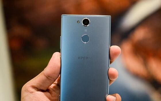 Xperia Xa2 Smartphone Terbaik Ces 2018