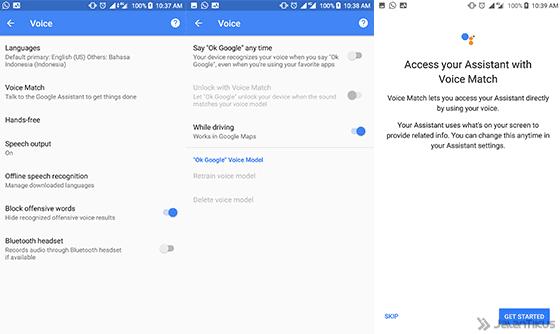 Reset Cara Mengatasi Ok Google Tidak Berfungsi