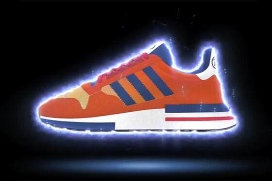 Adidas Dragon Ball Edition 1