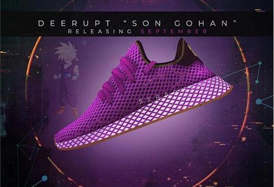 Adidas Dragon Ball Edition 3
