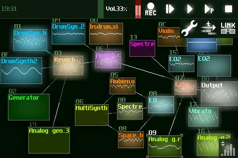 Sunvox Aplikasi Perekam Suara 1