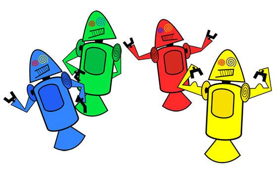 Fakta Ikon Robot Android 1