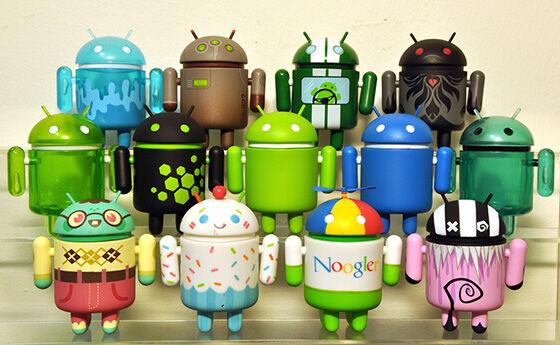 Fakta Ikon Robot Android 3