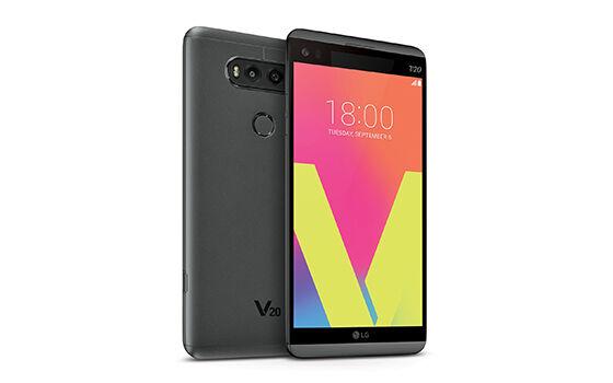 Lg V20 Smartphone Black Market Terbaik