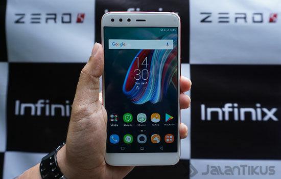 Infinix Zero 5 Indonesia