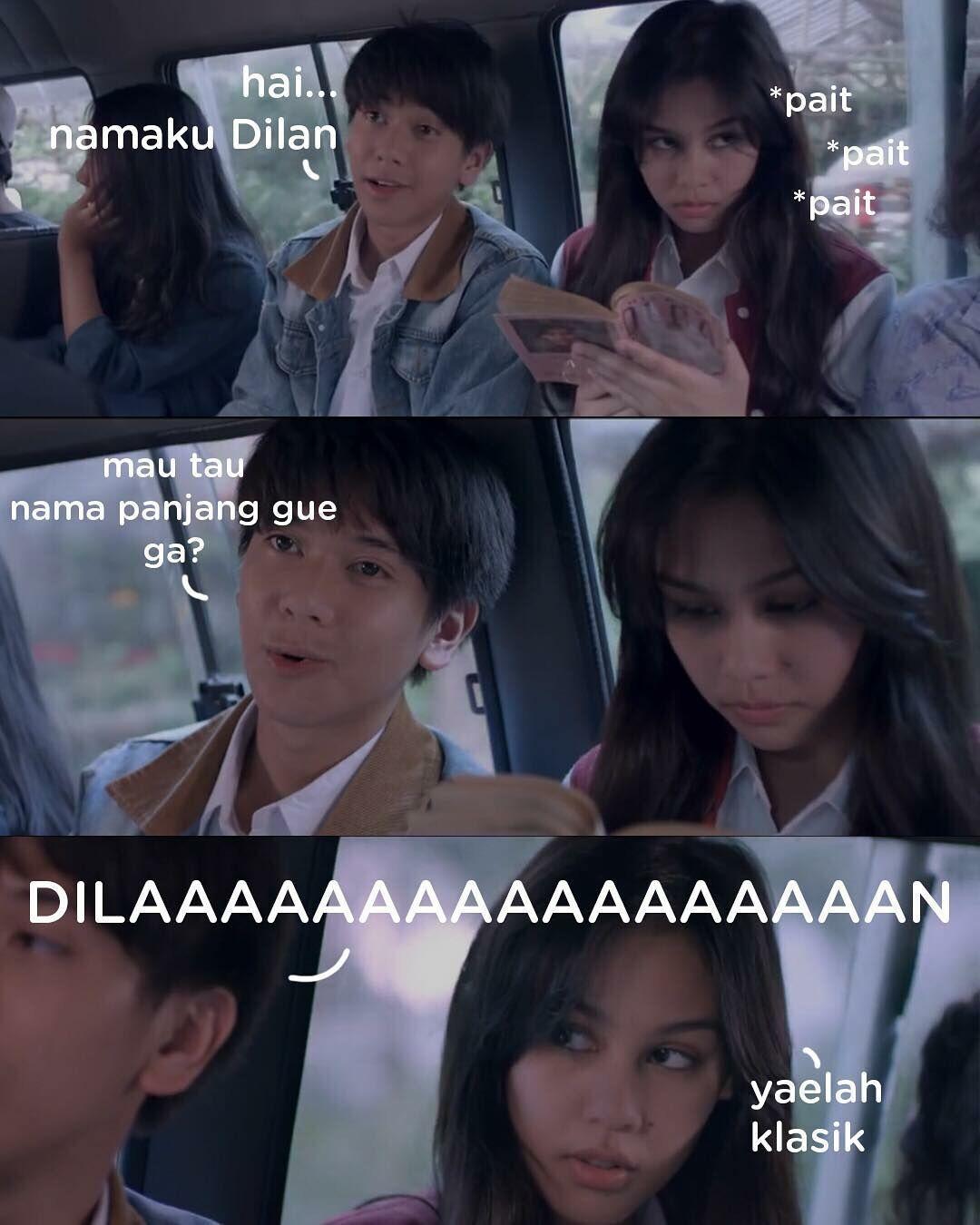 Meme Dilan 1990 10