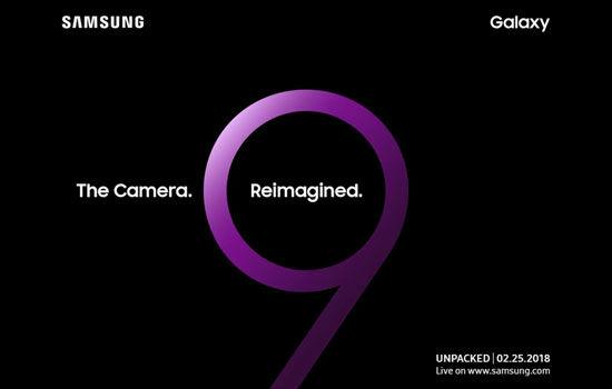 Samsung Galaxy S9 5
