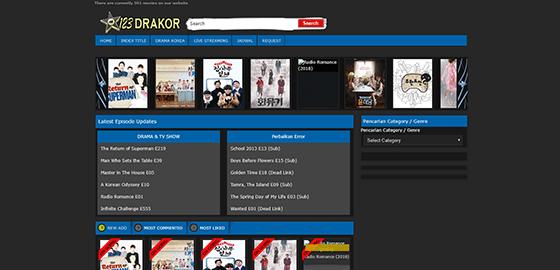 Situs Download Drama Korea Terbaik 10