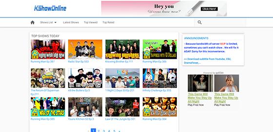 Situs Download Drama Korea Terbaik 8