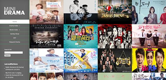 Situs Download Drama Korea Terbaik 9
