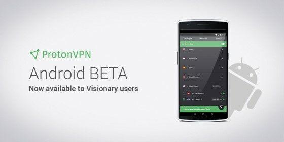 Aplikasi Vpn Protonvpn