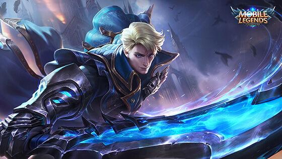 Hero Mobile Legends Skin Terbanyak 3