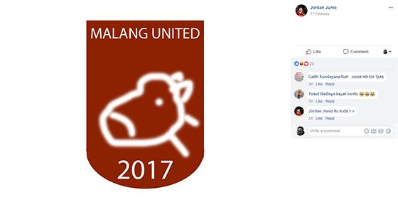 Lelucon Logo Madura United 10