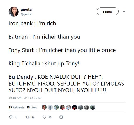 Meme Bu Dendy 9