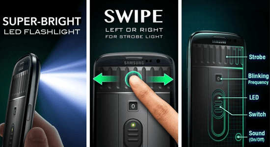 Super-Bright LED Torch