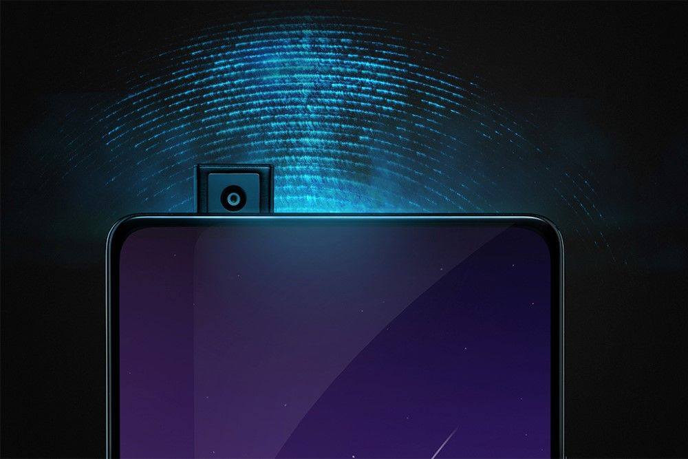 Vivo Apex Fullview Smartphone Pertama Fingerprint Layar 3 43e53