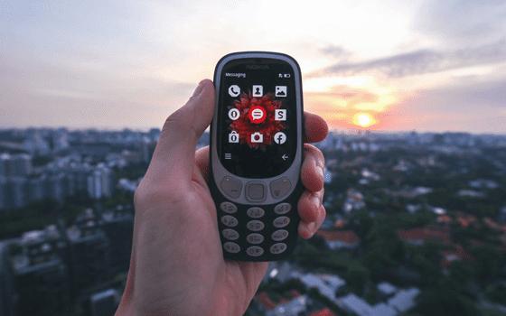 Deretan Foto Nokia 3310 Reborn Xavier Lur 2 3393e