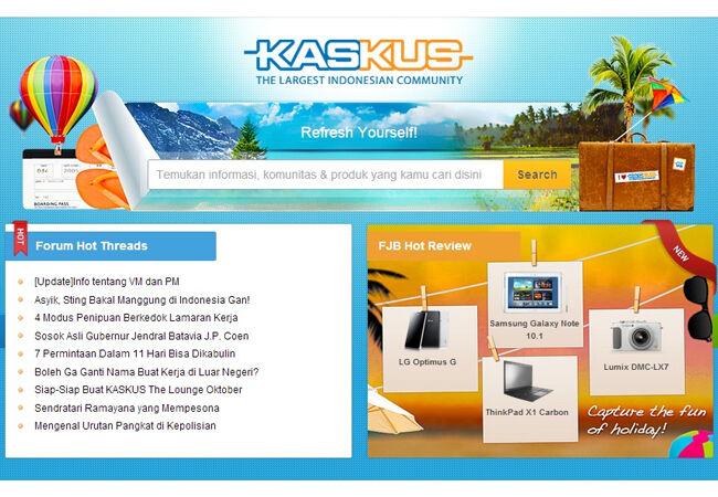 Forum Internet Terpopuler Di Indonesia 1 Da36c