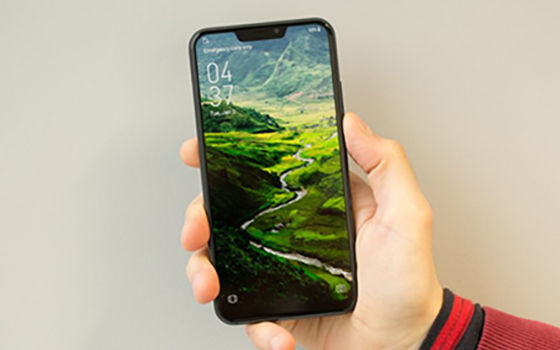 Smartphone Android Tiru Iphone X Zenfone 5 44e4e
