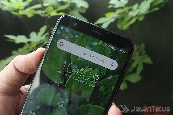 Asus Zenfone Max Plus M1 Layar B2eeb