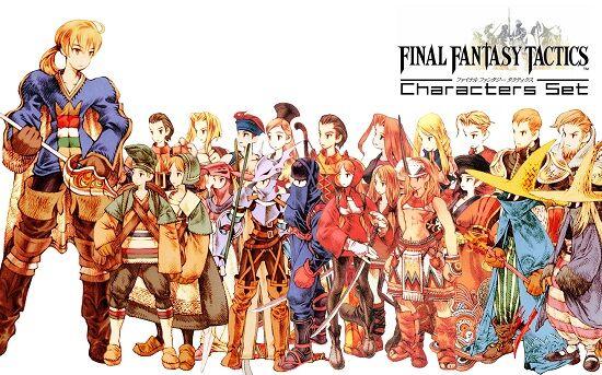 Final Fantasy Tactics 94497