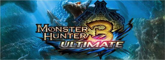 Monster Hunter 3 Ultimate 9177d