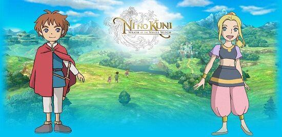 Ni No Kuni Wrath Of The White Witch 4656c