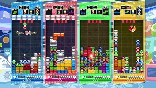 Puyo Puyo Tetris Ed069