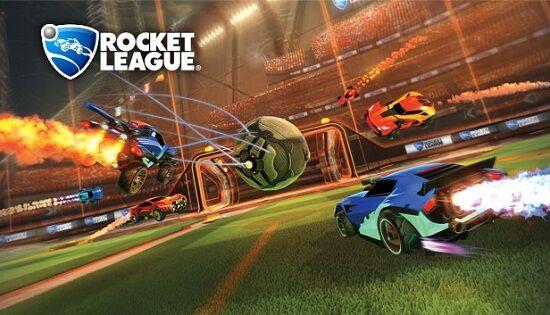 Rocket League 462f1